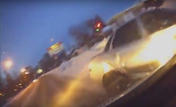 ДТП со скорой в Екатеринбурге