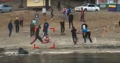 убийство на Байкале
