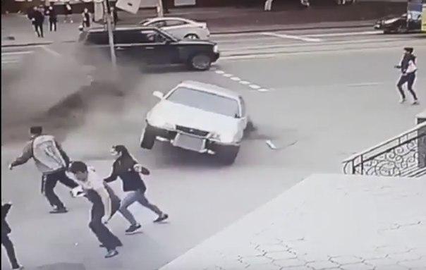 ДТП Усть-Каменогорск
