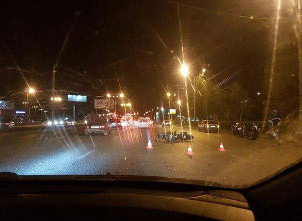 ДТП мотоцикл Ижевск