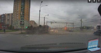 ДТП Питер автобус