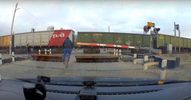велосипедист из Тамбова