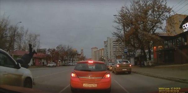 Самара Тухачевского сбила