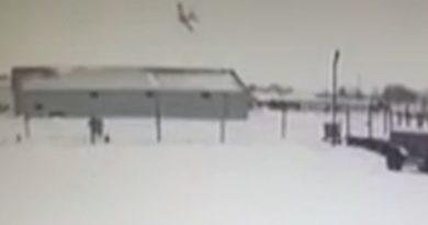 упал самолет Нарьян-Мар