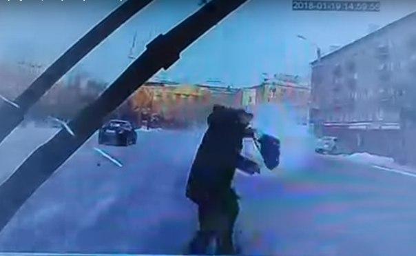 красноярск автобус