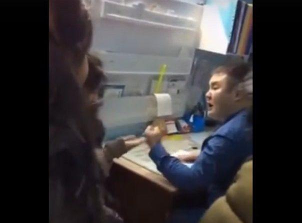 врач избил женщину