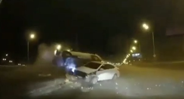 Казань ДТП