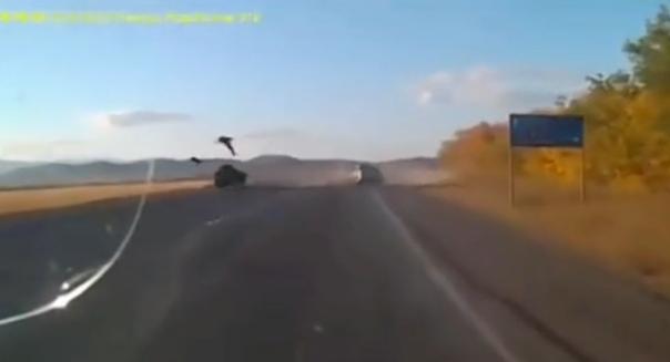 Башкирии мотоциклист