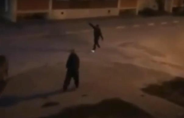 убийство ВИДЕО