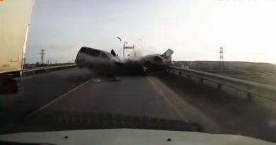 лобовая авария в Калужской области