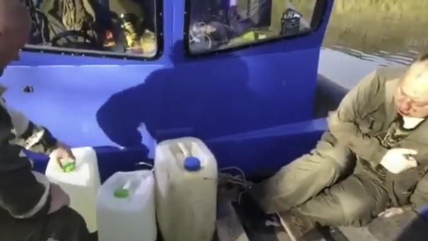 В Иркутской области местные жители поймали чиновников за поджогами леса